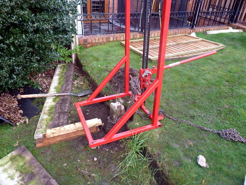 Fence Post Repair Service Chesterfield Chesterfield
